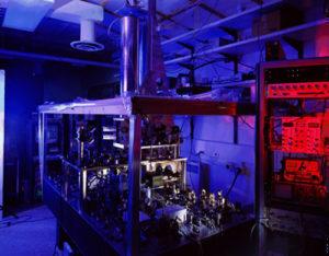 NIST F1 Clock