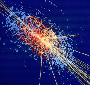 Higgs Collision