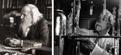 Mendeleev and Lewis
