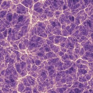Dark Matter Simulation