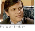 [picture of Professor Brinkley]