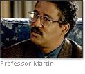 [picture of Professor Martin]