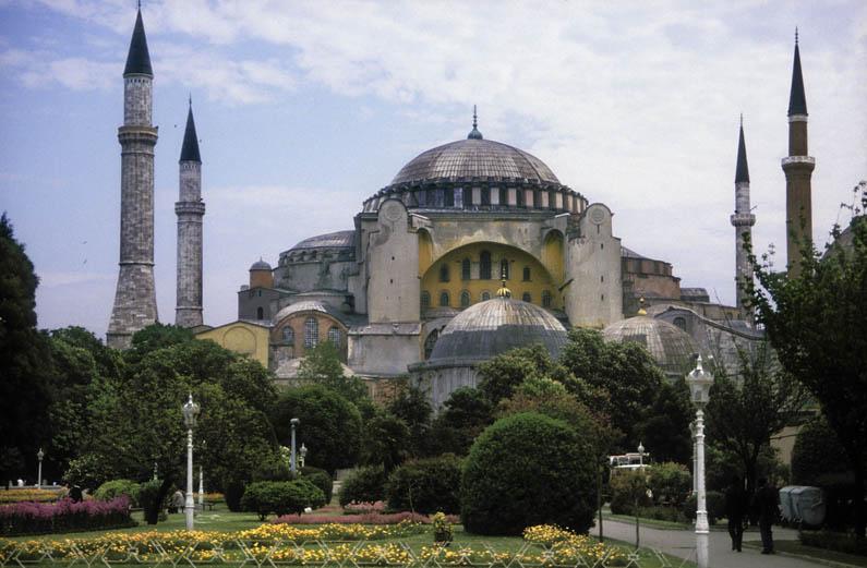 Hagia Sophia (exterior)