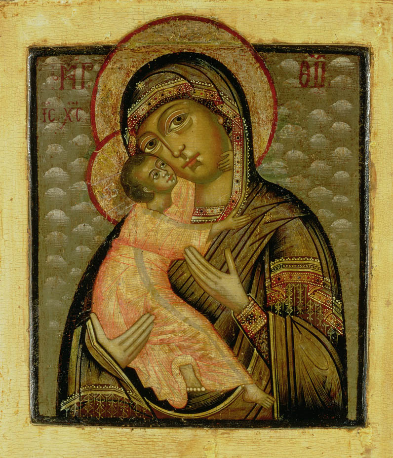 Icon of the Virgin of Vladimir