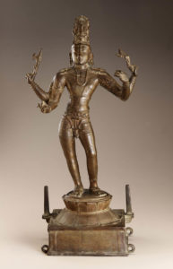 Shiva Vinadhara (Holder of the Lute)