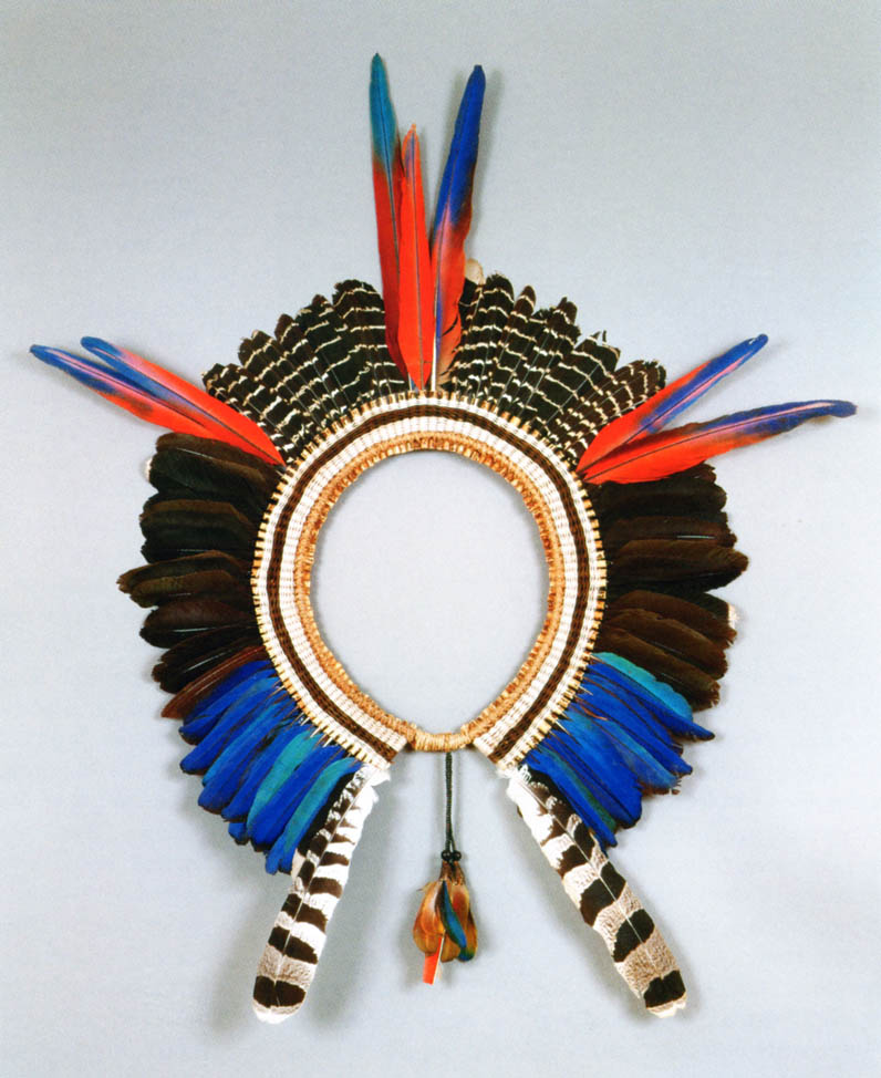Dorsal Headdress (meiityk-re kru wapu)