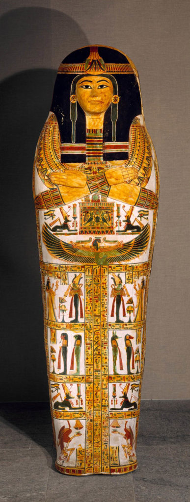 Coffin of Henettawy