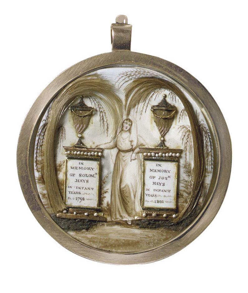 Memorial for Solomon and Joseph Hays