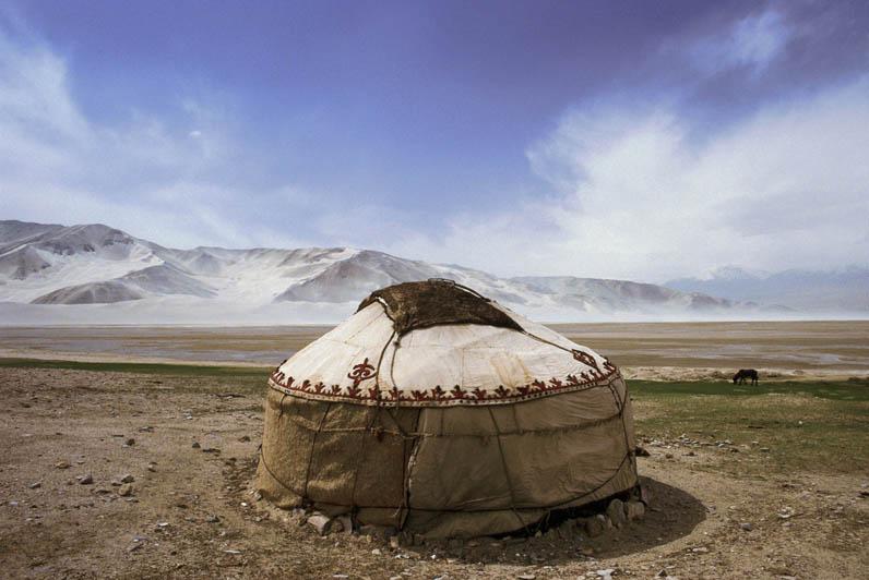 Kirghiz Yurt