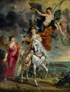 The Triumph of Juliers from the Marie de' Medici Cycle