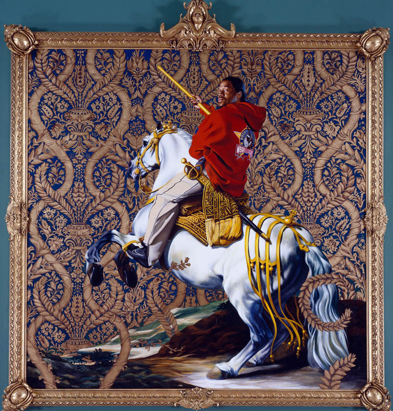 Equestrian Portrait of the Count-Duke Olivares