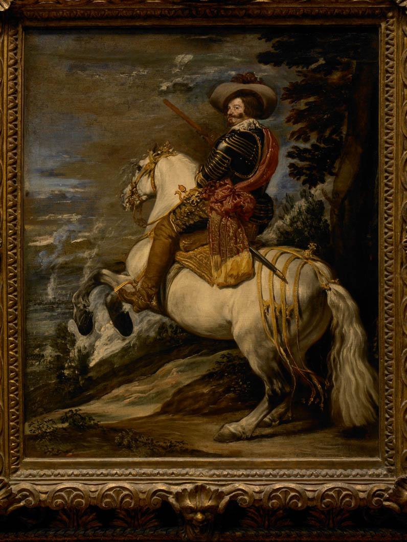 Don Gaspar de Guzmán (1587–1645), Count-Duke of Olivares