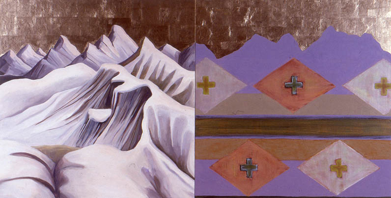 Wallowa Mountains Memory