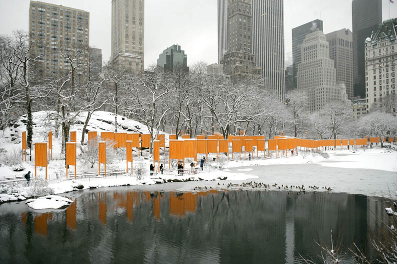 The Gates, Project for Central Park, New York