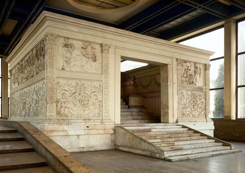 Ara Pacis Augustae (Altar of Augustan Peace)