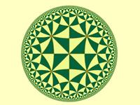 Hyperbolic Disc